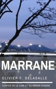 Couverture contes de la lune et du héron cendré volume 1 Marrane Olivier F Delasalle