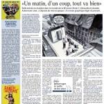Quotidien du Luxembourg Odyssée du microscopique